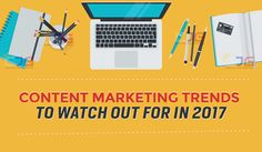 8 Content Marketing Trends That Will Affect Your Business in 2017 [Infographic]