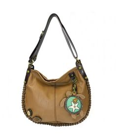 8794a4c857ad Charming X-large Hobo Xbody Handbags (Turtle) - Brown - C012LLUDMTF