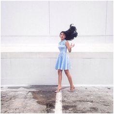08•03•15 @bangpinedastyles Nadine Lustre Fashion, Lady Luster, Filipina Actress, Kathryn Bernardo, Jadine, Otp, Lion, Beautiful Pictures, Aesthetics