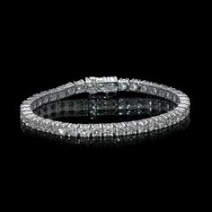 US $7,500 White Gold 14k Diamond Tennis Bracelet 10.00 ct Round cut F VS1 CERTIFIED :-) #fashiocial #TennisBracelet #DiamondsBracelet #Tennis #Bracelet #Round #Natural #Diamonds #Diamond #Loose #NaturalDiamonds #LooseNaturalDiamonds #NaturalLooseDiamond #LooseDiamond #WhiteDiamond #Cushion #Emerald #Heart #Marquise #Oval #Pear #Princess #Round #Fancy #CushionDiamond #EmeraldDiamond #HeartDiamond #MarquiseDiamond #OvalDiamond #PearDiamond #PrincessDiamond #RoundDiamond #FancyDiamond