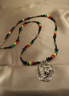 Lion of Judah by damalijewelry on Etsy