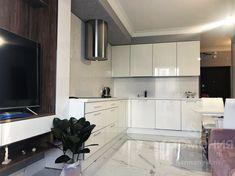 Угловая кухня в современном стиле, глянец МДФ Kitchen Cabinets, Home Decor, Decoration Home, Room Decor, Cabinets, Home Interior Design, Dressers, Home Decoration, Kitchen Cupboards