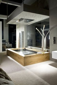 Sunken Bathtub - Pinned onto ★ #Webinfusion>Home ★
