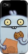 Uglydoll iphone cases. I want that cookie.