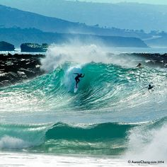 Dropping into #TheWedge         Aaron Chang        Fine Art Photography