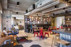 #office #hexagon #shawcontract @shawcontract