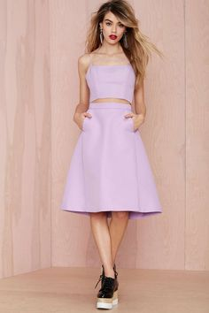 Maggie May Midi Skirt   Shop What's New at Nasty Gal