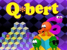 Q-Bert.  Hours upon hours of frustration.