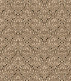 "Eaton Square Multi-Purpose Decor Fabric 54""-Janis/Onyx"