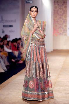 2012 Indian Bridal Wear