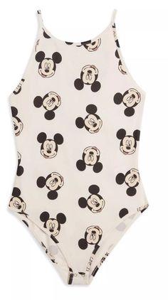 Mickey Mouse bodysuit. Size 10. Crossover back.   eBay!