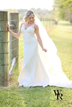 Bride. Southern Bride. Bridal Portraits. Wedding Day. Wes Roberts Photography