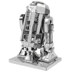 Star Wars R2-D2 Puzzle   #Metal #Puzzle #Metall #3D #crazy #SaveEnergy #TagUndNacht #Cruisen #VeloBlinker #like