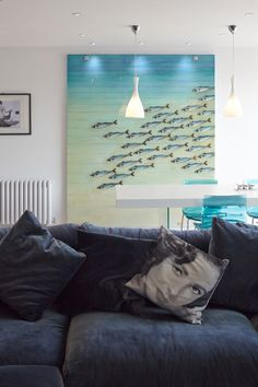 A Renovated, Bauhaus Style House in Hamble le Rice
