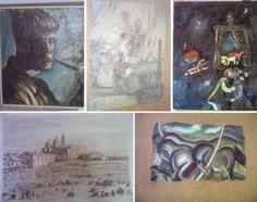 Home of Weird Pictures, Strange Facts, Bizarre News and Odd Stuff August Macke, Unusual News, Bizarre News, Franz Marc, Edvard Munch, Paul Klee, Claude Monet, Found Art, Weird Pictures
