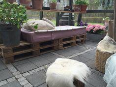 Palle seng i orangeriet