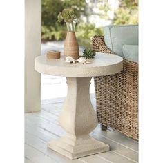 side table idea