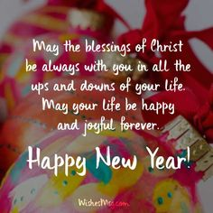 Happy new year wishes, messages, greetings, quotes and texts that you can send to wish your dearest one to have a joys happy new year. Best New Year Wishes, New Year Wishes Messages, Happy New Year Friends, New Year Wishes Quotes, Messages For Friends, Messages For Her, Happy New Years Eve, Wishes For Friends, Happy New Year Quotes