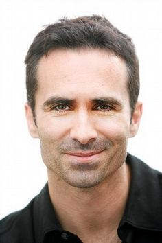 "Nestor Carbonell ""... the most impossibly dark eyelashes on any man ever."" – Shawn"