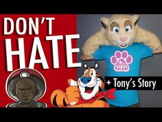 Reasons to LOVE Furries + Tony the Tiger Sexual Harassment Story #TonyTi...