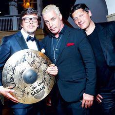 Till Lindemann & Christoph Schneider #TillLindemann #ChristophSchneider #Doom #Rammstein