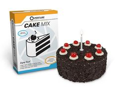 Aperture Labs Cake Mix