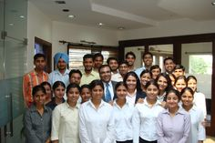 Nidhi Singh  CEO Of NRI legal Services With His India Office Team