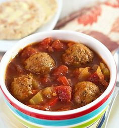 Sicilian Meatball Soup, Recipe from Cooking.comAll sounds good