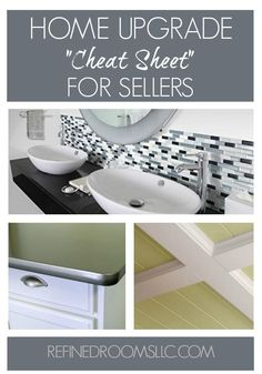 Inexpensive Home Upgrade Project List for Home Sellers