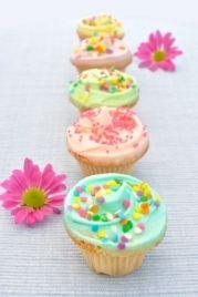 Ostern mal anders, mit unseren Ostergeschenken: fruchtig, schokoladig, nussig: Unser Cupcake Backkurs in München - miomente.de