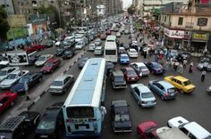 Cairo takes to crowdsourcing to tackle traffic