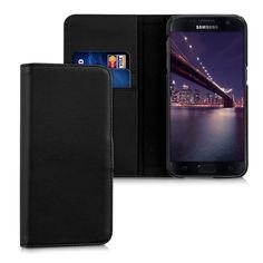 "kalibri Leder Hülle ""James"" für Galaxy S7: Amazon.de: Elektronik"