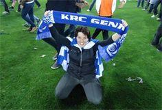 KRC Genk kampioen: foto's van onze lezers