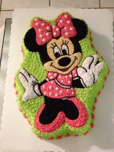 Resultado de imagen para torta de merengue y crema chantilly de minnie mouse