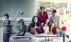 My Mad Fat Diary (British TV Series)