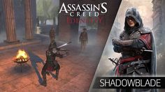 Should your combat style be to take out targets by cloaking in the unseen, select the Shadowblade and we'll arm you with an expertise in smoke bombs for ranged ambushes and stealth assassinations.   Get Assassin's Creed - Identity on Google Play http://ubi.li/5dey5 and the App Store http://ubi.li/5yn7n #assassinscreed #assassins #ubisoft #assassinscreedmovie #aguilardenerha #assassinscreed #assassins #creed #assassin #ac #assassinscreeed2 #assassinscreedbrotherhood…