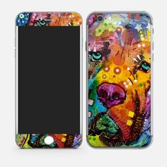 COLORFUL PAINTING iPhone 6 Skins Online In india #mobileSkins #PhoneSkins #MobileCovers #MobileCases http://skin4gadgets.com/device-skins/phone-skins