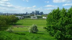 Greenwich Park in London, Greater London