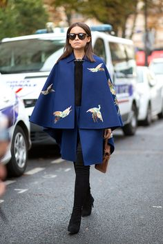 This Valentino wrap is just one example of the trend making a comeback this spring.
