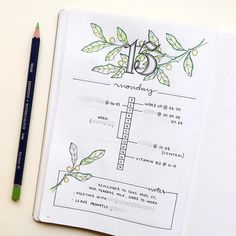 """446 Likes, 19 Comments - Annie's Bullet Journal (@ajournalbyannie) on Instagram: """"Preparing for next week... This is the first time I've used a timeline to plan my day and I've…"""""""