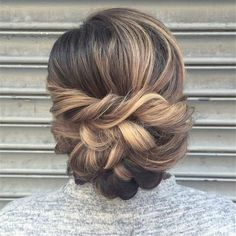Wedding Hairstyles Come and See why You Cant Miss These 30 Wedding Updos for Long Hair elegant low updo for wedding