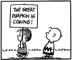 my all-time favorite charlie brown holiday...