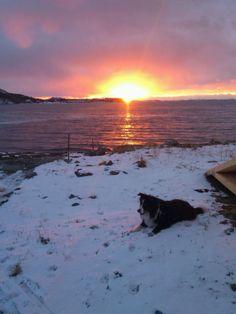 Lysøysundet, Sør Trøndelag, Norway