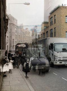 A Walk Through Time With C A Mathew | Spitalfields Life