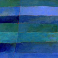 Blue #3, Jane Davies