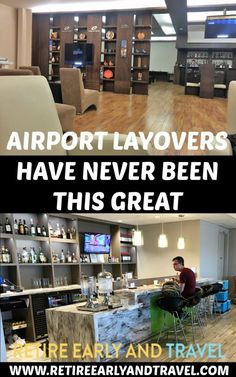 AIRPORT LAYOVERS HAVE NEVER BEEN THIS GREAT - https://www.retireearlyandtravel.com/airport-layovers/
