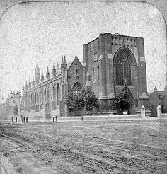 St George's Cathedral, Southwark, Greater London, 1850s