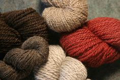 Thirteen Mile Lamb & Wool Company. I've ordered some yarn, but what I want is to go live and work there!