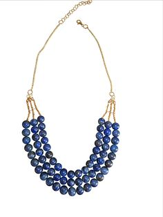 Olaa necklace inspired by the beauty of Hawaii. Click on pin to purchase this fab necklace...$165
