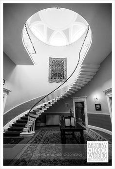 Emma + Harry's Wedding Photography at Middleton Lodge, a Country House venue near Richmond by North Yorkshire Photographer Barnaby Aldrick Lodge Wedding, Wedding Venues, Wedding Venue Inspiration, Wedding Ideas, Middleton Lodge, Harry Wedding, Wedding 2015, Stairs, Wedding Photography